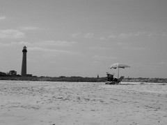 Cape May Lighthouse & wetlands (betherann) Tags: ocean newyorkcity vacation blackandwhite beach landscapes newjersey capemay wildwood jerseyshore eastcoast southernnewjersey capemaylighthouse downtheshore summer2008