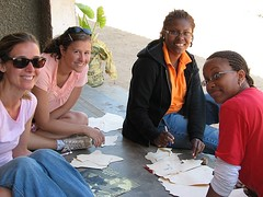 IMG_8687 (LearnServe International) Tags: travel school rachel education mural international learning service teaching carmen zambia priscilla calli malambo cie monze learnserve lsz08 bygaby malambobasicschool