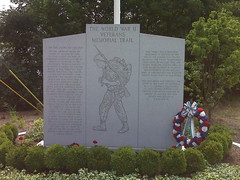 WW II Veterans Trail Memorial