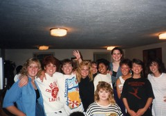 Danced too! (Bagatell) Tags: georgia gap 1980s rabun nacoochee rgns