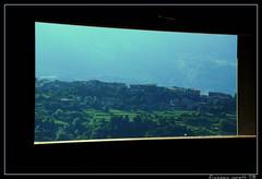 thru the window (francesco12corde) Tags: landscape village small prada trentino francesco controluce moretti tiziano francesco12corde