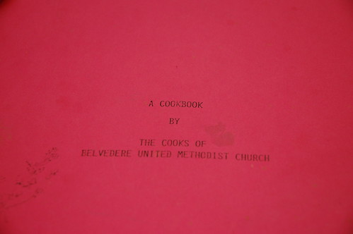 Old Cookbook