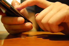 Consumers Use Smartphone to Research Products