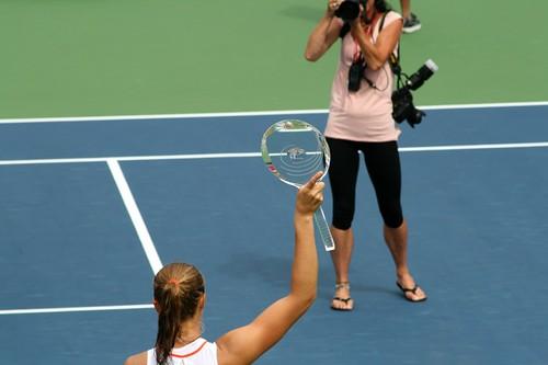 Dinara Safina - the champion