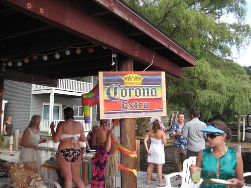 Corona sign