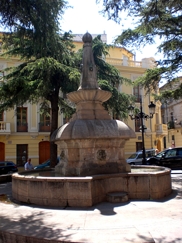 Enguera-fountain