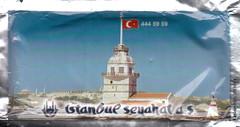 istanbul seyahat - ön