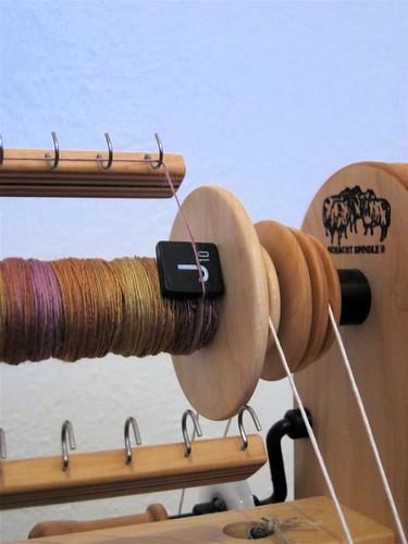 Tactile Merino/Silk Handspun