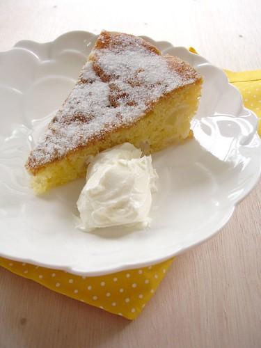 Dorset apple cake