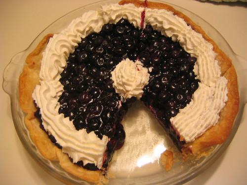 Pie time.