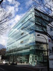 DSC02716 (24cut) Tags: architecture ito sendai 建築 toyo mediatheque 伊東豊雄 せんだいメディアテーク