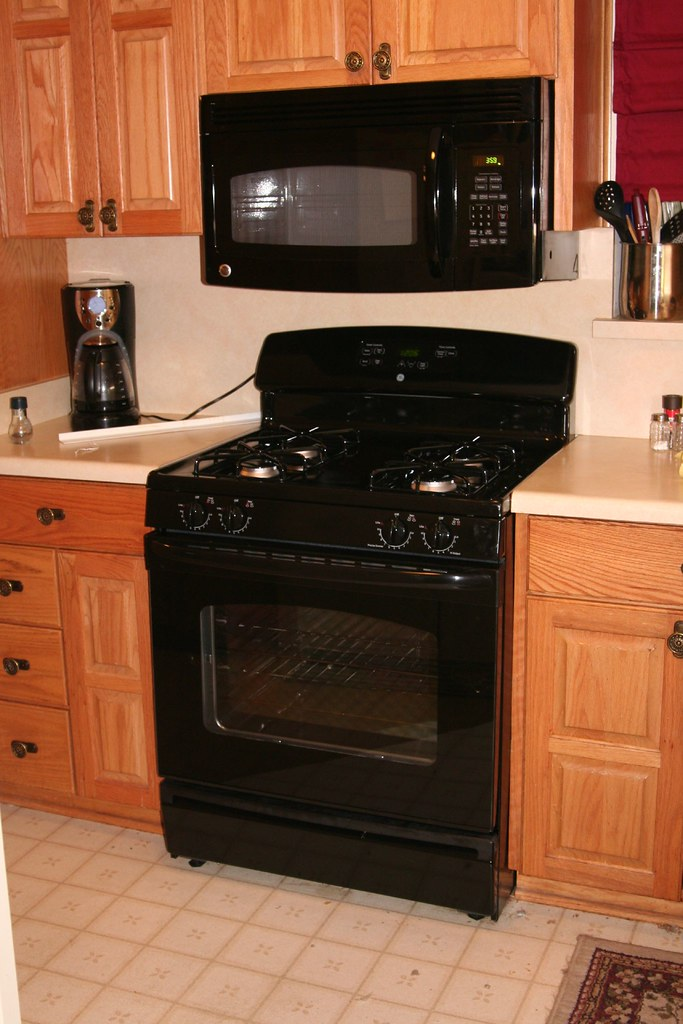 Our new appliances