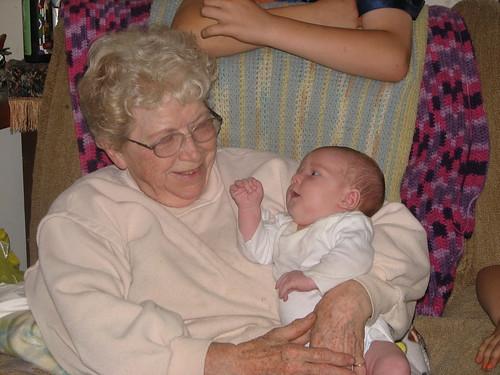 I gotcha Grandma!
