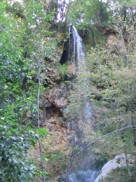 Vodopad u Gostilju / Zlatibor - Serbia