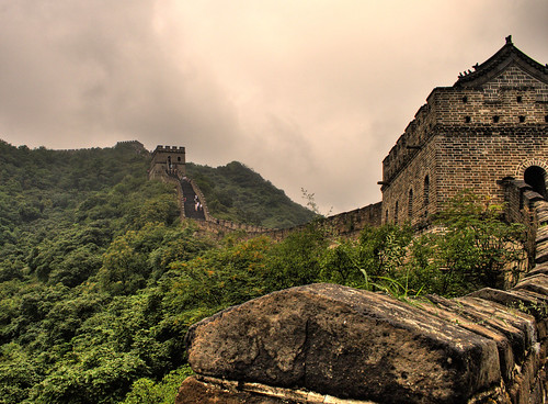 Great Wall (HDR)
