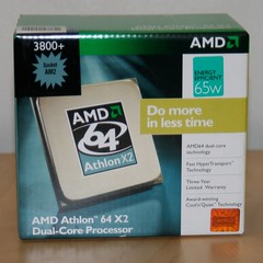 AMD Athlon64 X2 3800+ 2GHz