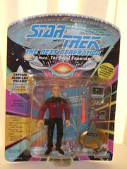 Star Trek: The Next Generation: Captain Jean-Luc Picard Action Figure