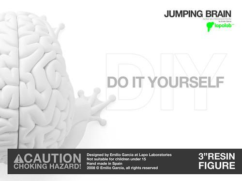 DIY JUMPING BRAIN ARTIST CALL 2009