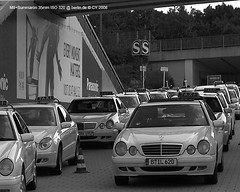 Benz Taxis (csjnchu) Tags: berlingermany cityimage