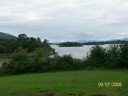 Ireland - Killarney National Park - Lake