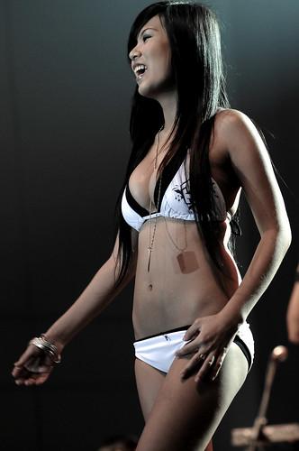 Philippines fashion model