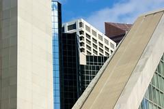 Edges (merobson) Tags: ca canada calgary buildings angles ab alberta blueribbonwinner anglesanglesangles almostanything