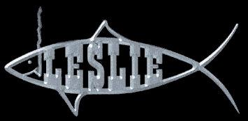 Leslie Fish logo