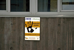Burglars Beware