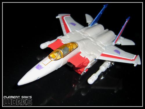 Henkei Starscream