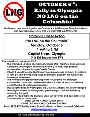 No LNG Olympia Flyer