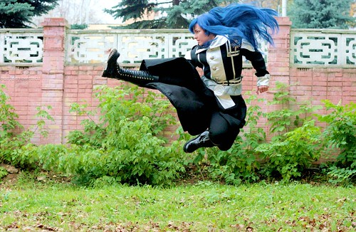D Gray Man Kanda Yuu Photos Cosplay