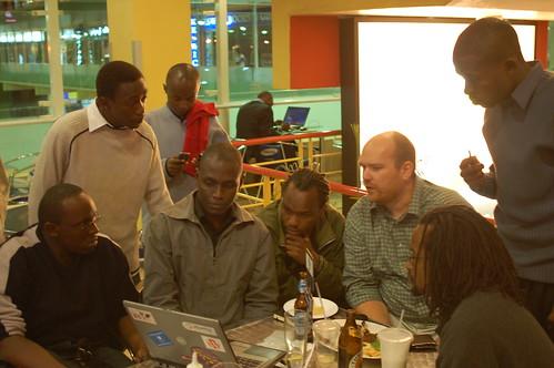 Checking out the latest Ushahidi build