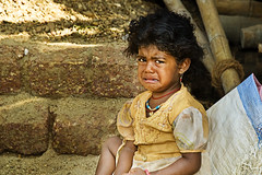 Crying ! (Anoop Negi) Tags: india calicut kerala kozhikode ezee123 girl child povertywithdignity amazing gorgeous exotic indian culture festival traditions color hues human men women girls people travel essay journey photo best photograph picture anoop negi journalism place world for photography tradition colour mywinners photos photosof image images imagesof anoopnegi bestphotographer delhi mumbai bangalore portrait jjournalism creative media po
