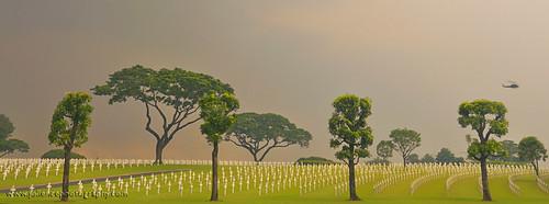 Manila - American War Memorial