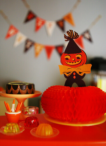 Puchi Printables - Halloween Party 2008!