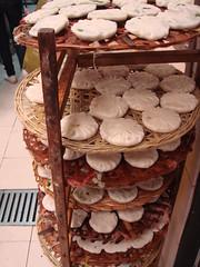Trays Of Dumplings