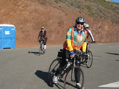 Bob on Marin Headlands Summit IMG_1763.JPG Photo