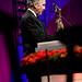 John Walsh with Operation Kids Lifetime Achievement Award