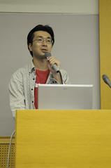 ふなと たかし (tfunato) さん, BOF A-2 java-jaプレゼンツ・第十一回 第2回チキチキ JJUG だよ全員集合 ライトニングトーク大会, JJUG Cross Community Conference 2008 Fall