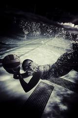 polow (SARAΗ LEE) Tags: water pool girl clouds swimming ball sushi goal team university underwater stadium diving level housing blocks olympic split polo chapman allred sarahlee legothenego hannaht vivantvie