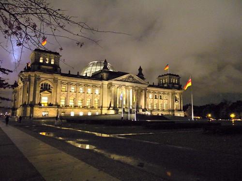 Der Reichstag.