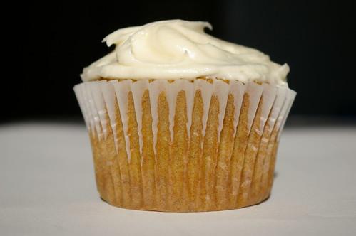 Lone cupcake