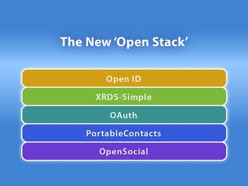 "The New ""Open Stack"""