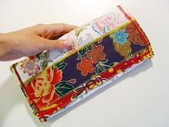 [ carteira 26 ] (•● Atelier Encantado ●•) Tags: handmade wallet feitoàmão craft carteira clutch handbag handcraft tecidos atelierencantado