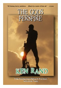 The Gods Perspire by Ken Rand