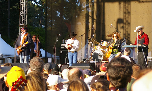 Asleep at the Wheel @ Hardly Strictly Bluegrass, 04/10/08