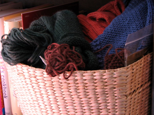 basket o' knits
