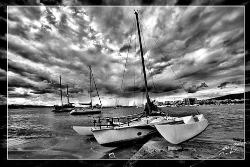 Temporal I - Bahia Sant Antoni