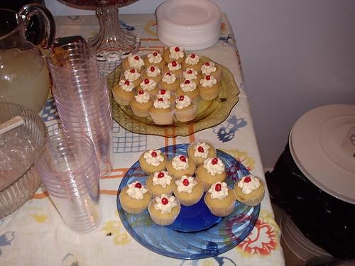 Tit Cakes!