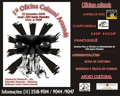 1st Cultural Aruandê Workshop
